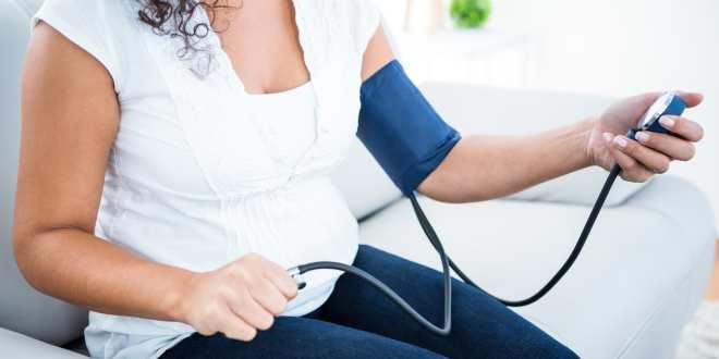 Systolischer Blutdruckwert ist zu hoch