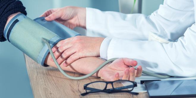 Niedriger Blutdruck und hoher Puls
