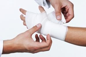 Handgelenk gips entzündet sehnenscheide Was hilft
