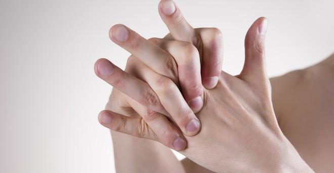 Handmuskulatur Übersicht