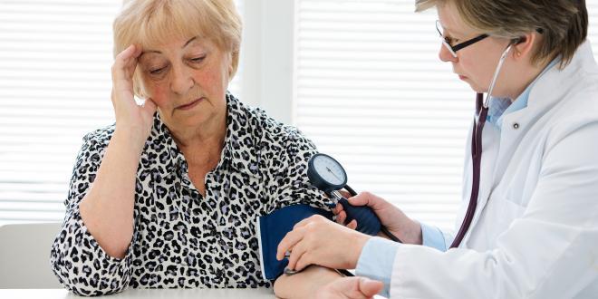 Herzschwäche und Blutdruck - Welchen Zusammenhang gibt es?