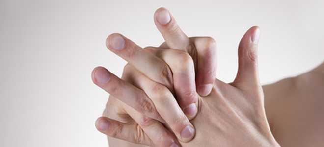 Zitternde Hände