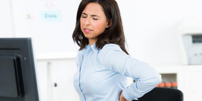 Schmerzen beim Atmen im Rücken