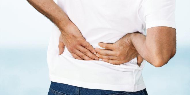 Rückenschmerzen als Symptom von Darmkrebs