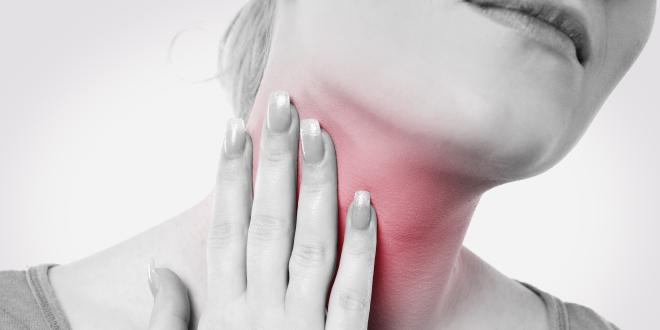 geschwollene lymphknoten hals