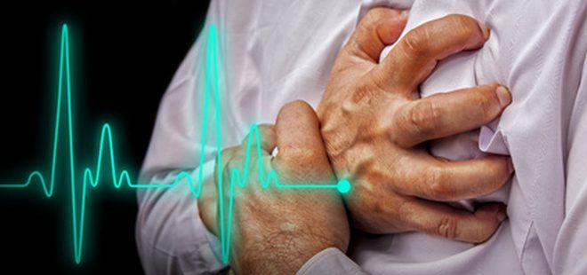 Herzstolpern im sitzen