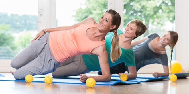 Übungen zum Abnehmen nach normaler Entbindung
