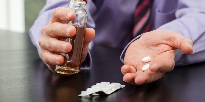 ibuprofen alkohol