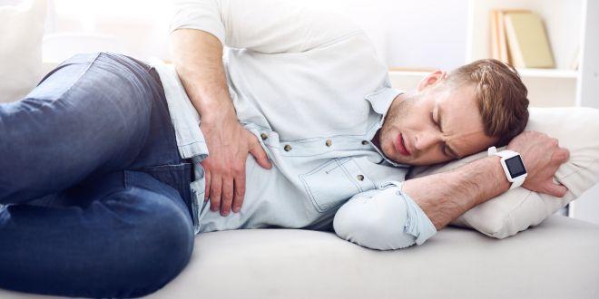 schmerzen im unterleib und durchfall