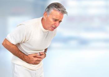 Unterleibsschmerzen beim Mann