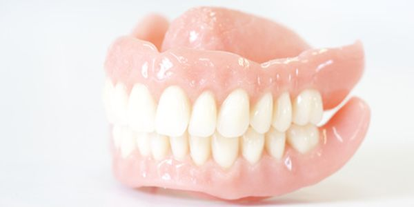 Zahnprothese des Oberkiefers