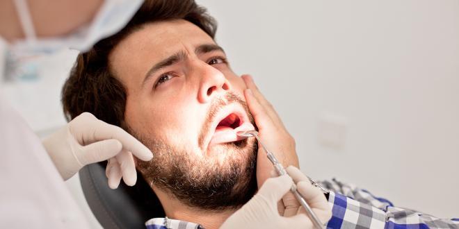 ohrenschmerzen wegen zahnschmerzen
