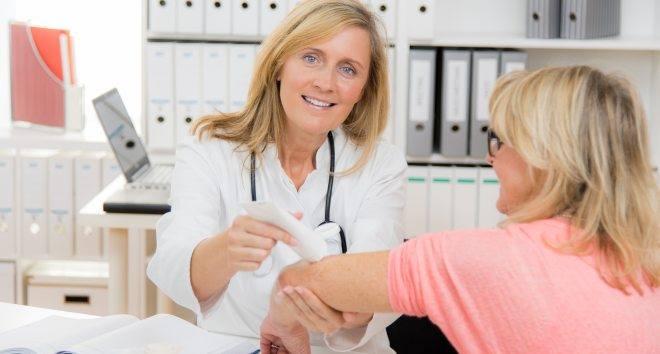Die Abarten und die Symptome der Hämorrhoide