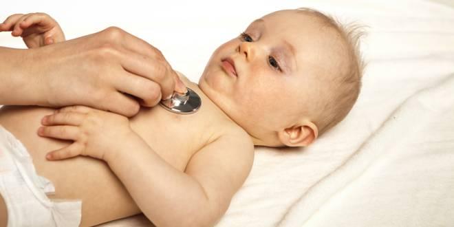 Adstringierende Diät für Baby mit Durchfall