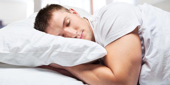 Rücken schläft ein kribbeln