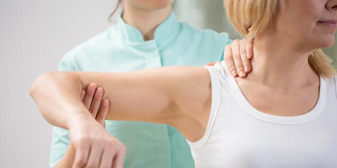 Arthrose der Schulter