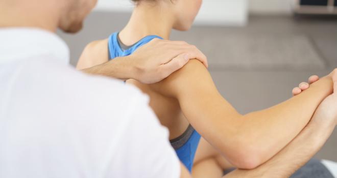 Armschmerzen und Armbeschwerden