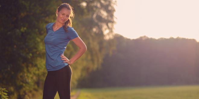 Hüftschmerzen beim oder nach dem Laufen (Joggen)
