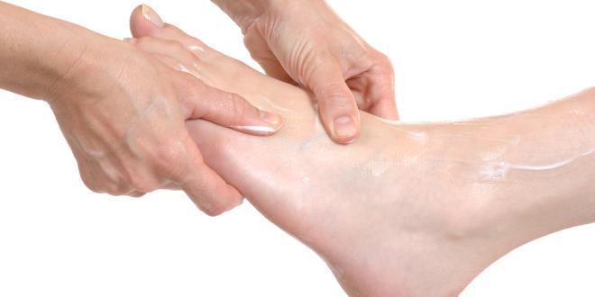 Schmerzen in den Mittelfußknochen