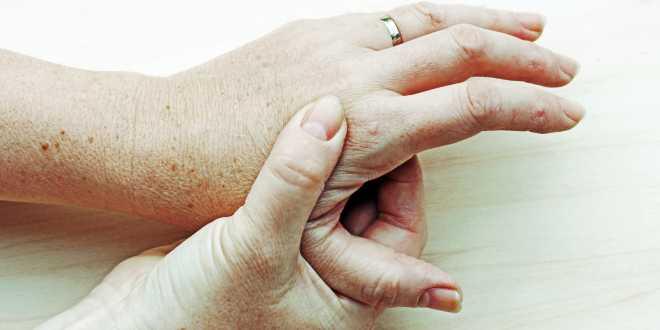 Heilsteine bei Gelenkschmerzen