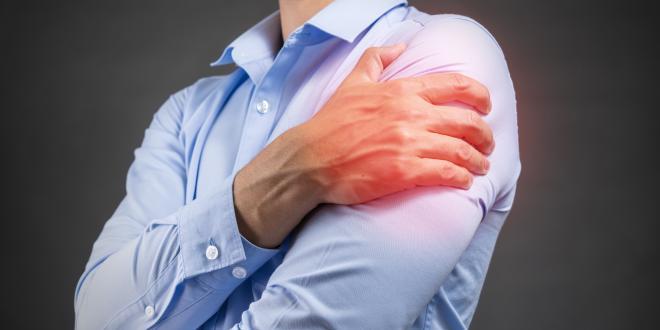 Schleimbeutelentzündung der Schulter