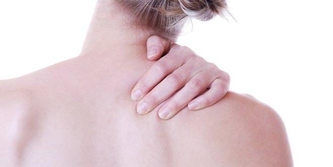 Schmerzen Zwischen Den Schulterblättern