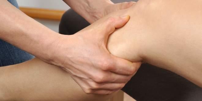 Kniegelenkserguss - Wie gefährlich ist das?