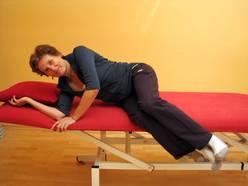 krankengymnastik bei einem bandscheibenvorfall. Black Bedroom Furniture Sets. Home Design Ideas
