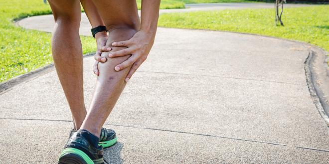 beim laufen schmerzen in der wade